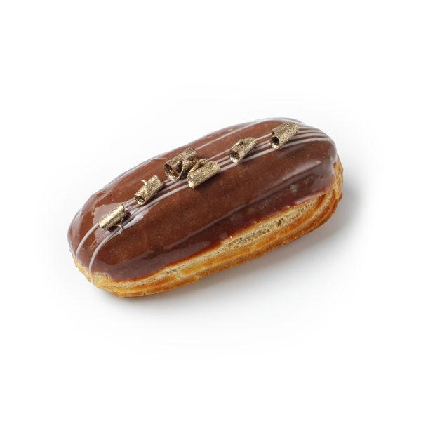 эклер шоколад